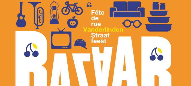 rommelmarkt affiche