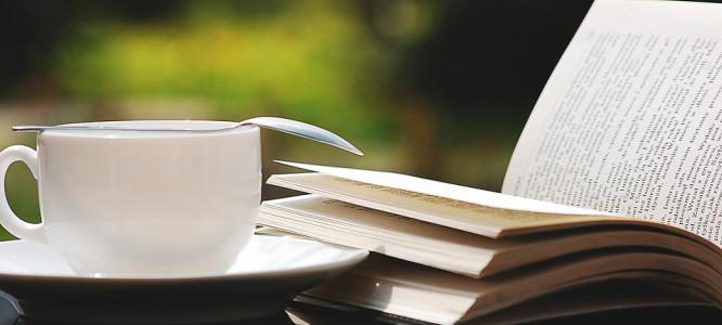 koffie en boeken