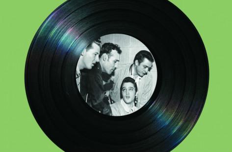 vier zangers